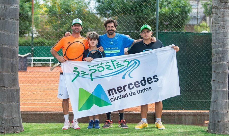 Confirman que en Mercedes todavía no vuelve el tenis, mientras que lo habilitan en Marcos Paz