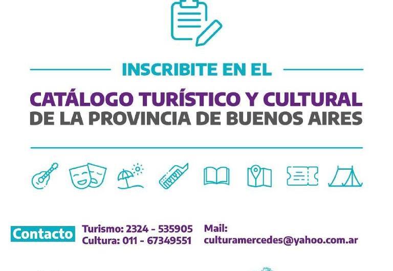 Convocatoria para Catálogo Turístico y Cultural