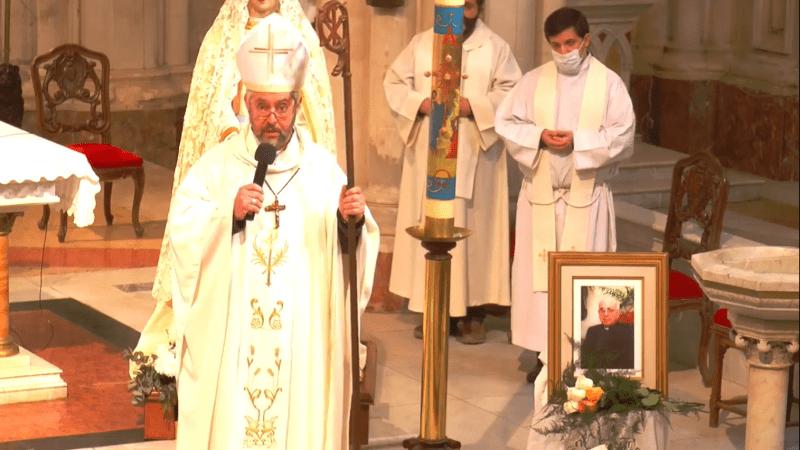 Misa exequial de Monseñor Agustín Radrizzani