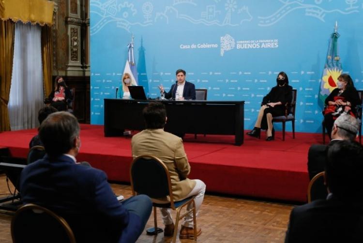 Provicia presentó el Plan Bonaerense de Suelo, Vivienda y Hábitat 2020-2023