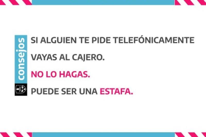 """Anselmo: """"El cuento del tío y las estafas virtuales nos obliga a estar alertas cada día"""""""