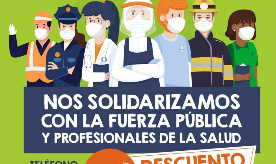 Confitería «El Cabildo» realiza descuentos al personal esencial de la pandemia