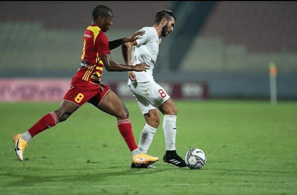 Gol de Santiago Malano en la victoria de Valletta FC ante Birkirkara