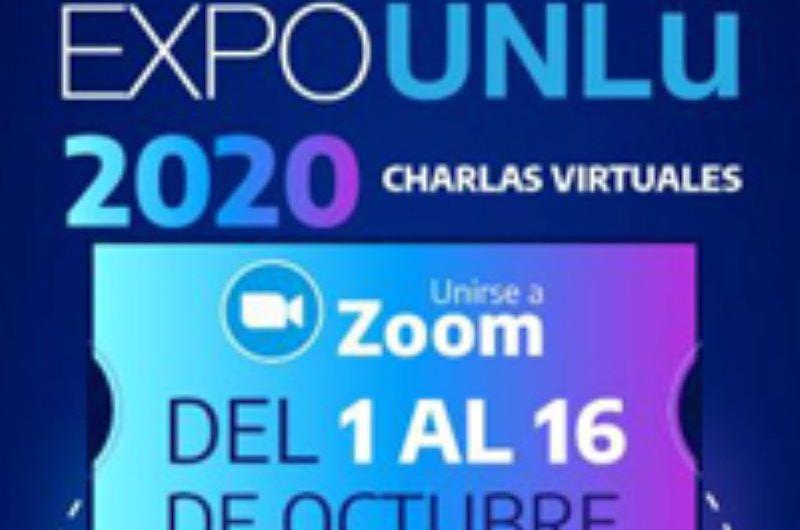 Comienza Expo UNLu 2020, en forma virtual