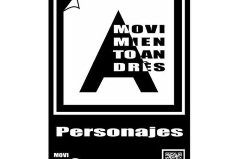 Los personajes de la ciudad retratados por el Movimiento Andrés