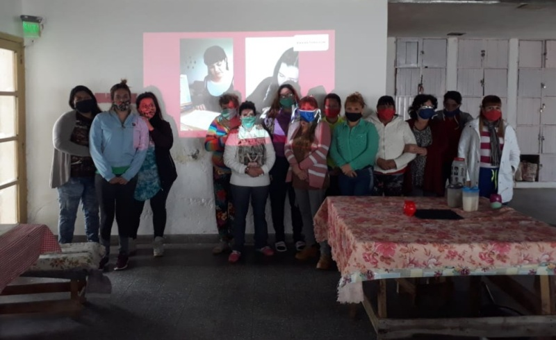 Maratón Virtual para prevenir el cáncer de mama en las cárceles bonaerenses