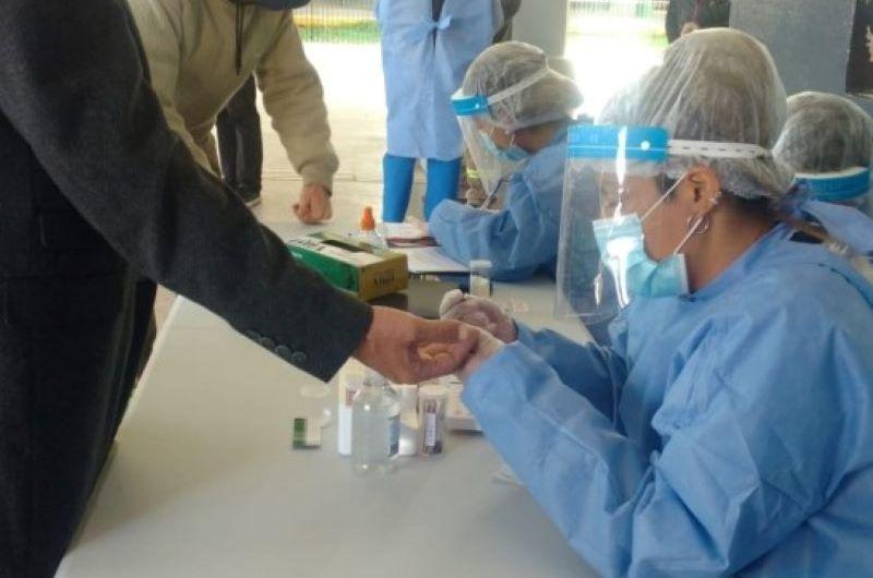 Provincia realiza estudios de seroprevalencia de COVID-19 en 40 municipios bonaerenses