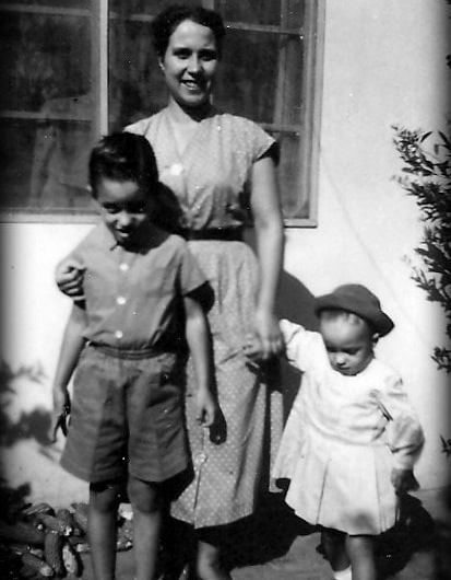 Poesía: «A mi madre»