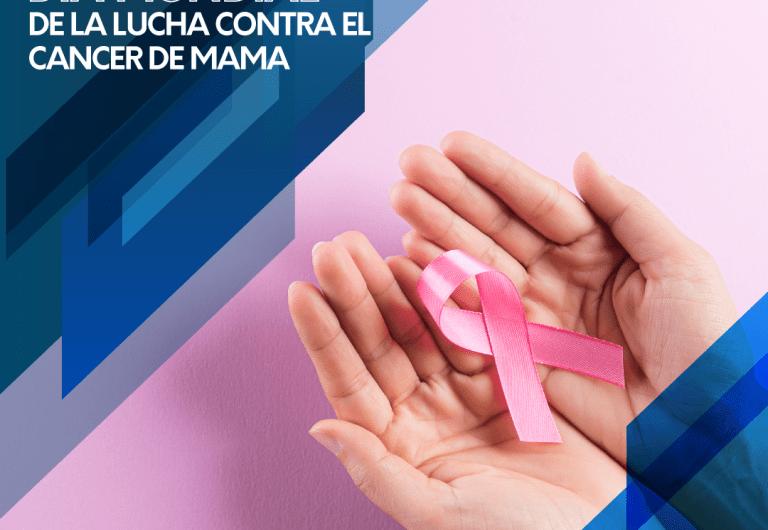 La CEM se suma a la campaña de LALCEC contra el cáncer de mama