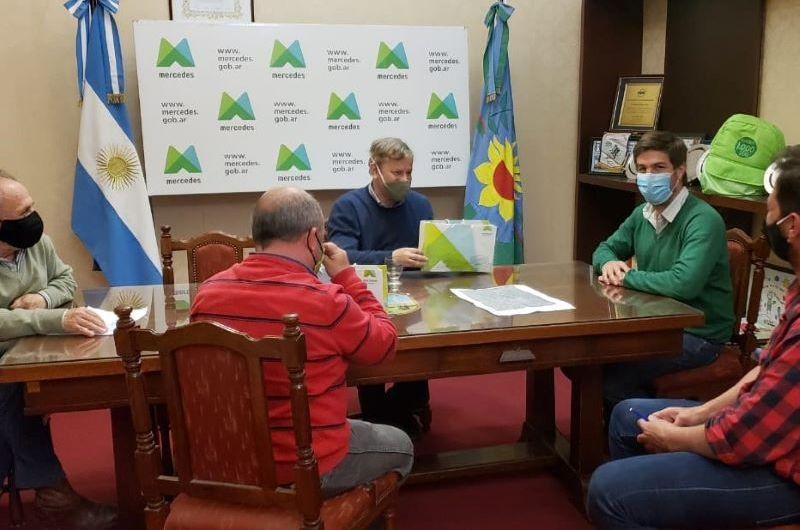 Municipio planifica obras con Vialidad Nacional