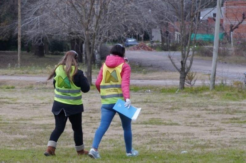 Salud Mental continúa con la asistencia y apoyo a los vecinos