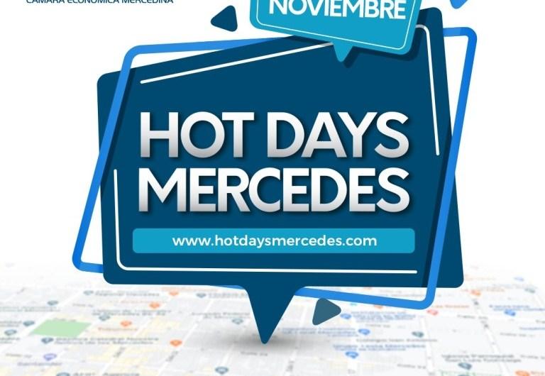 Tres días de promociones en la 2° edición de Hot Days Mercedes