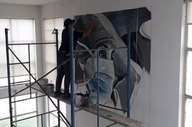 Los 100 murales de Jorge Blanco