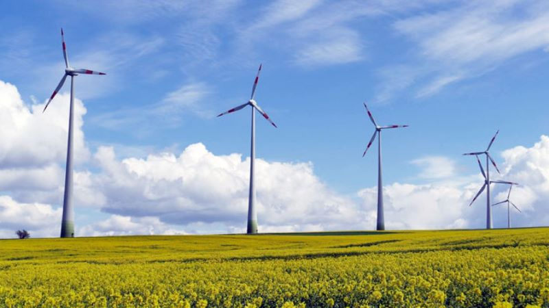 Un impuesto a la energía eólica