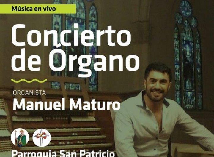 Concierto de órgano de fin de año