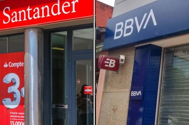Bancarios anuncian un paro este jueves y viernes en dos bancos privados