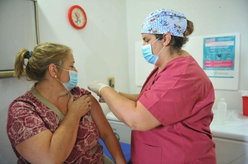 Provincia presentó portal para conocer las cifras actualizadas de la vacunación