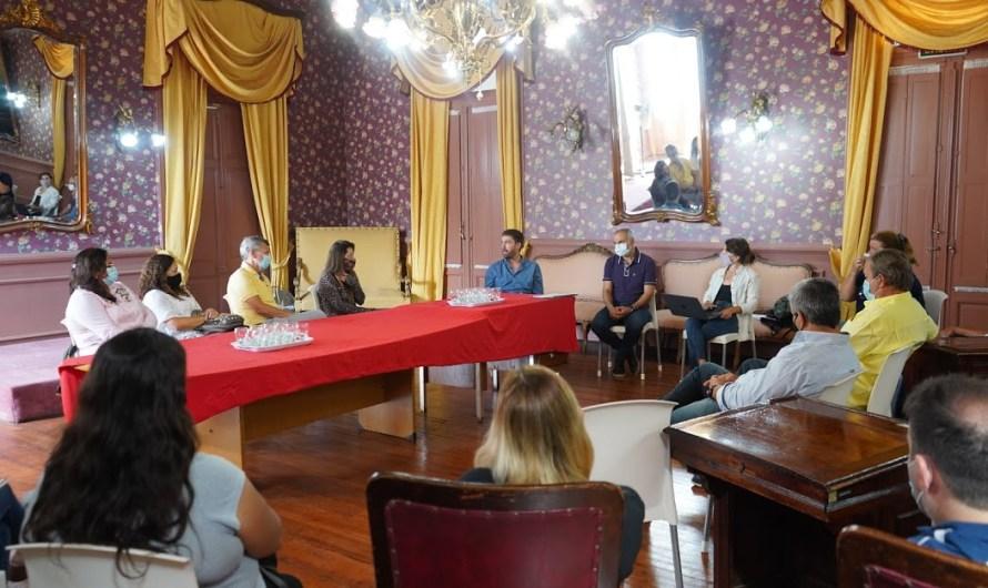 Intendente Ustarroz convocó a concejales bajo las premisas de «Unidad y Transparencia»