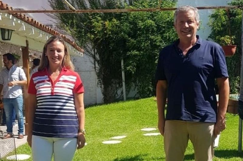 De cara a las elecciones: Emilio Monzó se reunió con referentes mercedinos