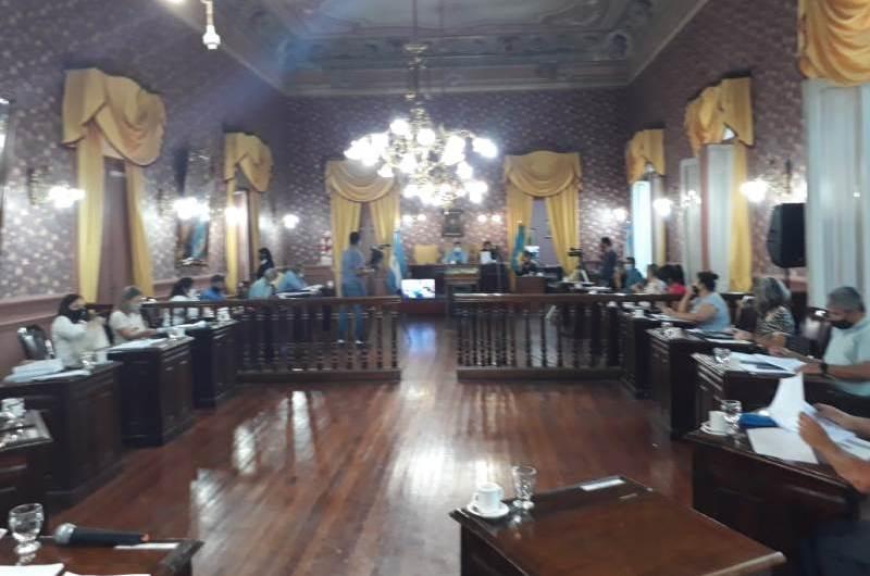 Concejales formaron comisiones de trabajo para arrancar este miércoles
