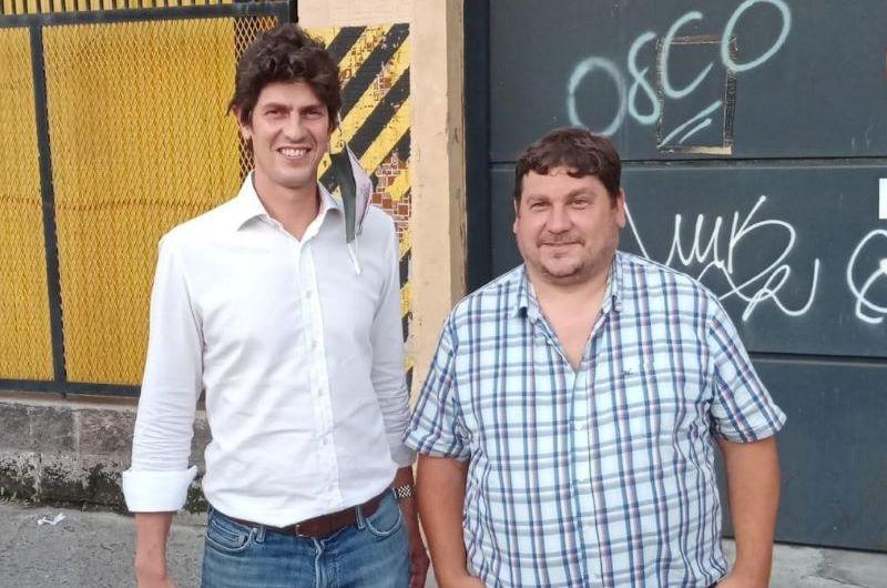 Mario Rivas: «Generamos una ruptura del status quo»