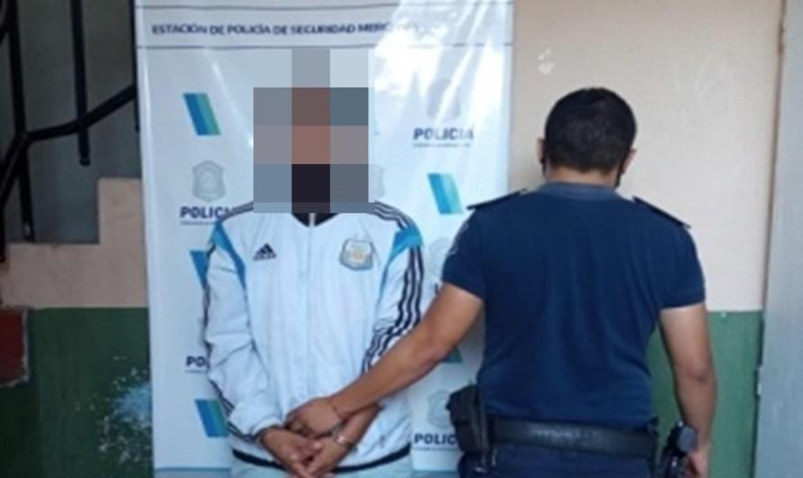 Intentó ingresar sustancias prohibidas a la cárcel y fue descubierto
