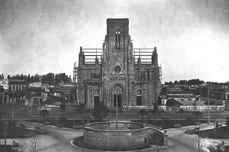 El Míguez prepara muestra por los 100 años de la Basílica Catedral