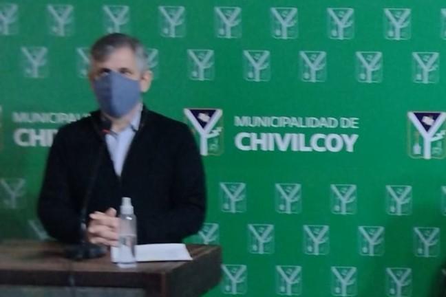Chivilcoy pasa a fase 2 después del 30 de mayo