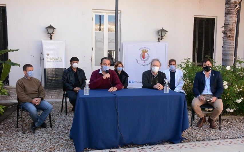San Antonio de Areco: iniciará el tratamiento contra el covid con Ivermectina