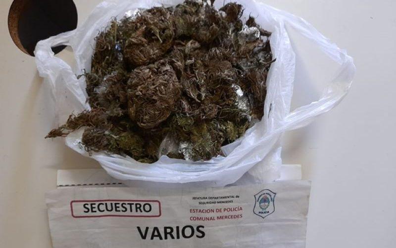 """En bolso con doble fondo intentó ingresar """"marihuana"""" a la Unidad Nº5"""
