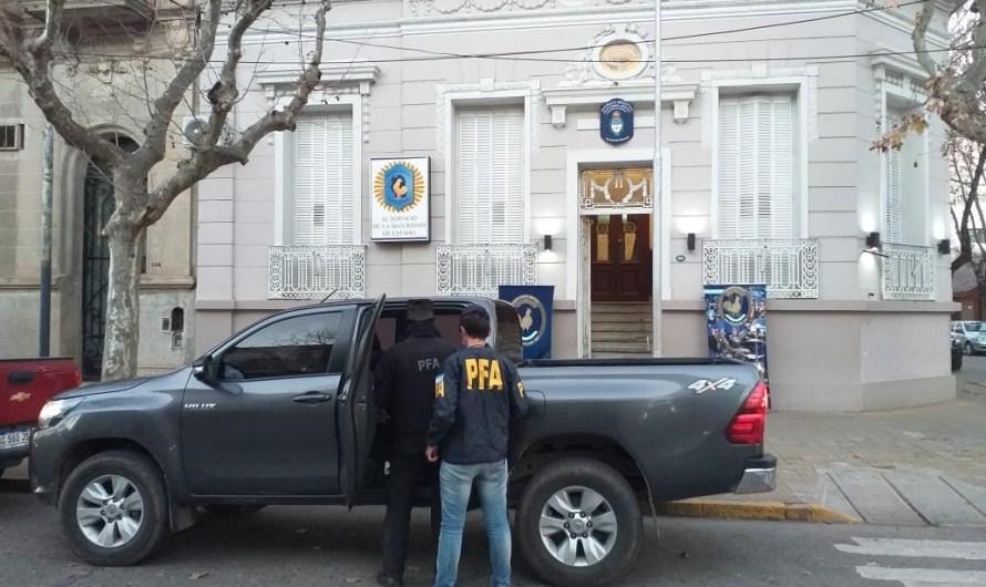 Policía Federal capturó a prófugo acusado de tráfico de drogas