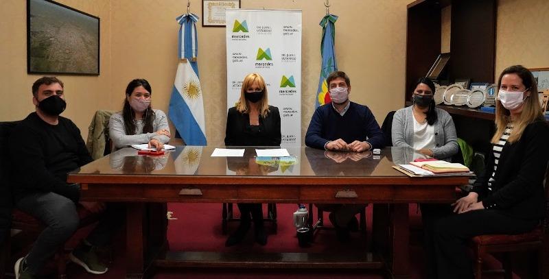 Municipio firma convenio con Agencia Nacional de Discapacidad
