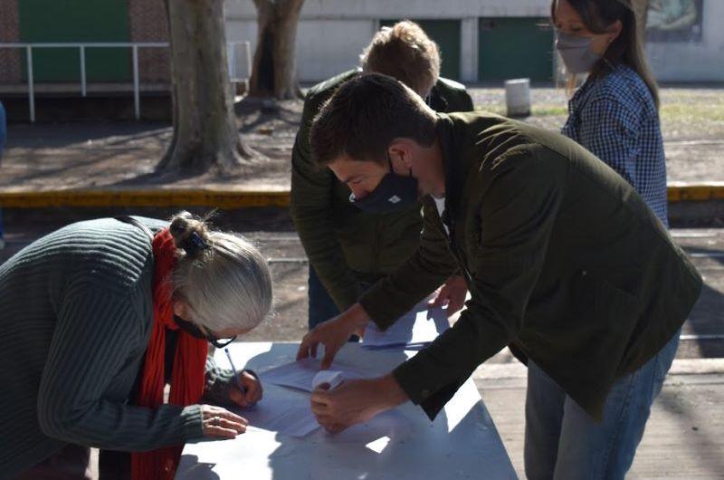 Convenio con iglesias evangélicas para ser sedes de Mercedes Aprende Unida