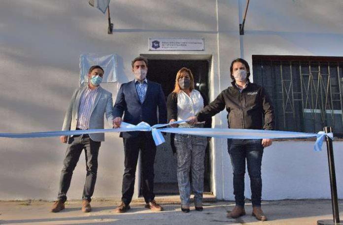 Inauguraron la nueva Delegación Departamental de Narcotráfico de Mercedes