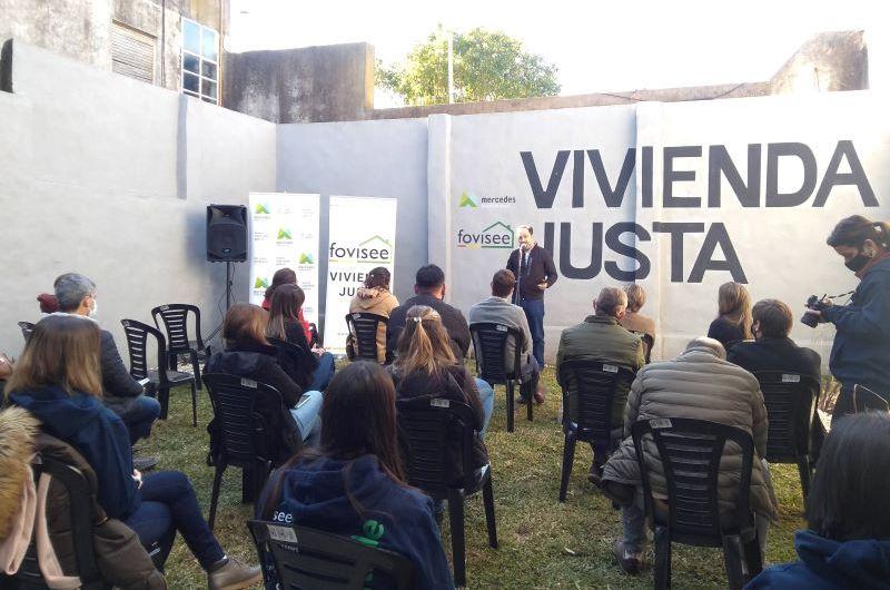 Se presentó el Centro de Información de Vivienda Sustentable