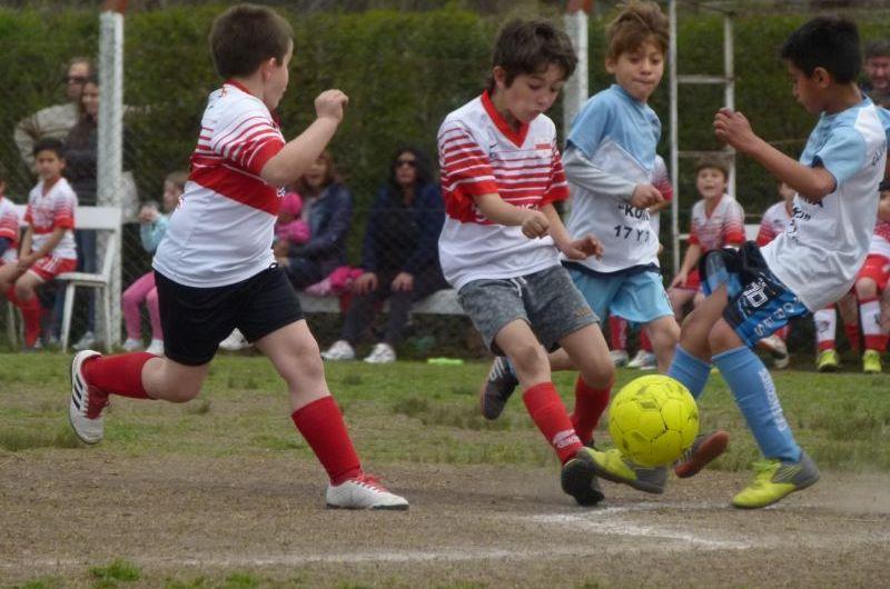 Futbol: Volvió la competencia para las inferiores
