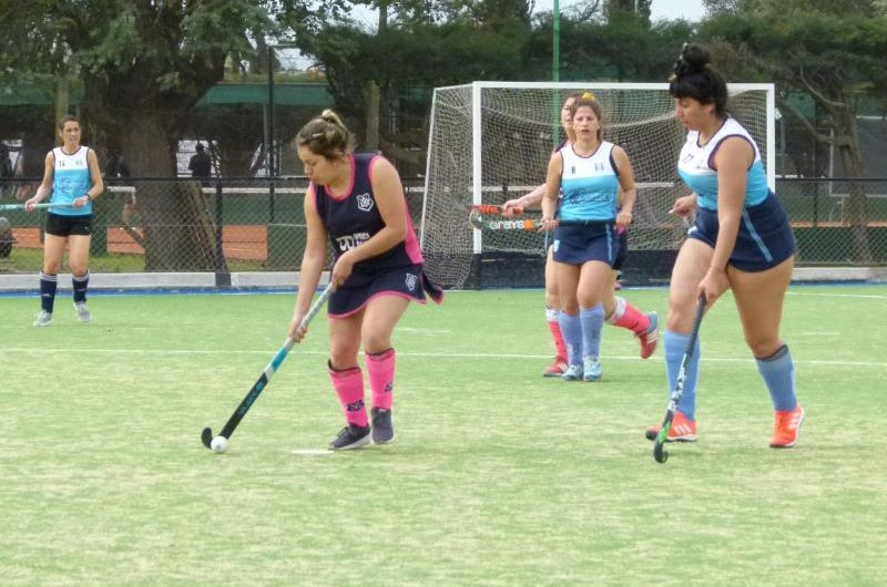 Segunda fecha para el hockey femenino