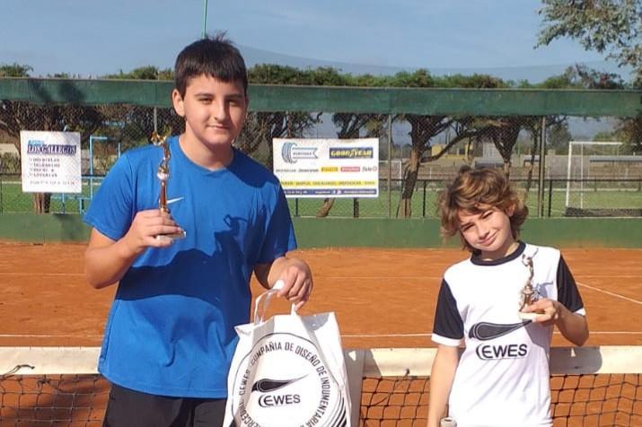 Juan Pescio campeón de la Categoría D