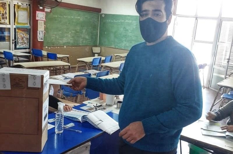 Nahuel Torres: «Creo que superaremos el piso con tranquilidad»