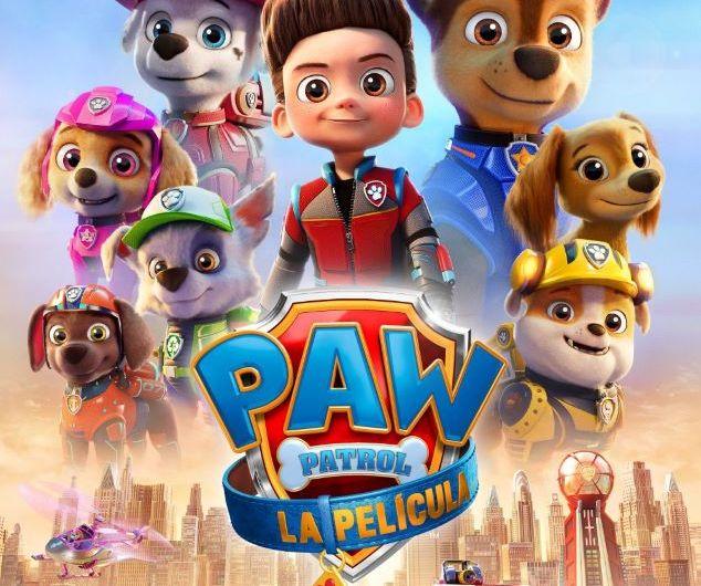 Cine Mercedes presenta Paw Patrol y Justicia Implacable