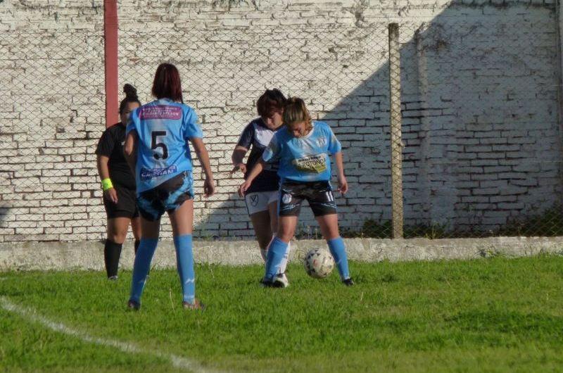 """Futbol Femenino: Comenzó el torneo """"Yanina Leiva"""""""