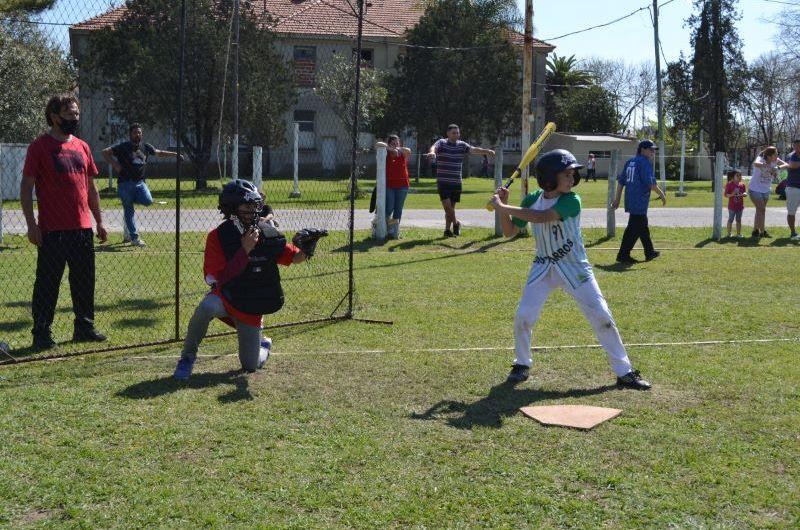 El softbol local volvió a las canchas