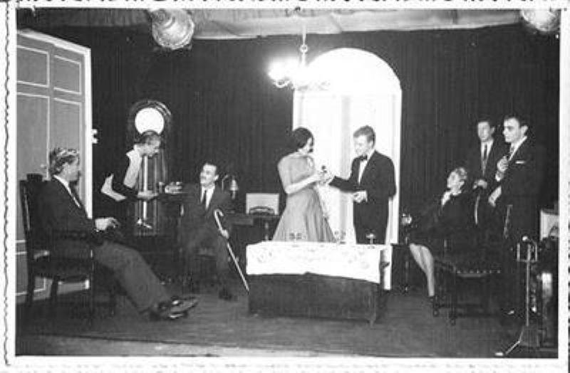 Teatro Talía festeja 60 años del estreno de su primera obra