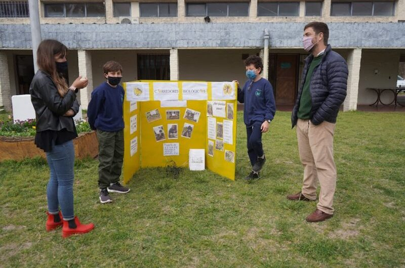 Corredores biológicos: una propuesta de la Escuela Agrotécnica