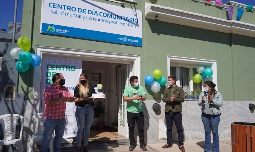 El Centro de Día celebró 3 años