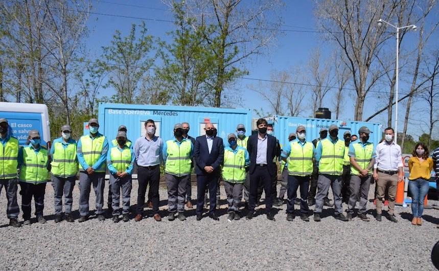 Inauguran delegación de la Agencia Nacional de Seguridad Vial
