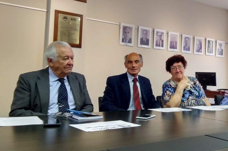 El Dr. Horacio Vero presenta libro que reúne los 100 años de la Federación de Abogados