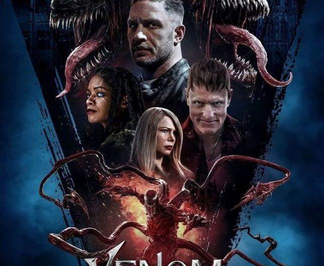 Venom y Los Locos Addams siguen en el Cine Mercedes