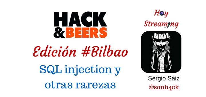 SQL injectionos y otra vulnerabiidades video editado por Hoy Streaming