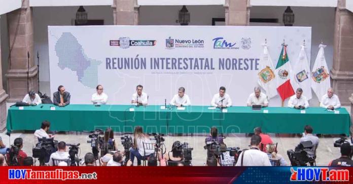 Hoy Tamaulipas - Piden gobernadores de Tamaulipas NL y Coahuila ...
